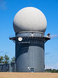 Radar installation Royalty Free Stock Images