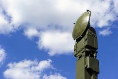 Radar militaire Photos libres de droits