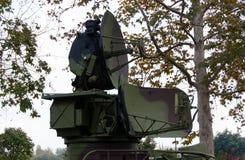 Radar militaire, défilé, Novi Sad, Serbie Photos libres de droits