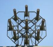 Radar militar Imagen de archivo