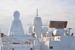 Radar och andra kommunikationer Royaltyfria Foton