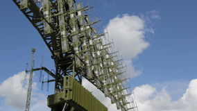 Radar stock footage