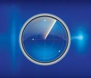 Radar screen Stock Images