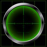 Radar screen Stock Images