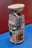Radar seeker Stock Image