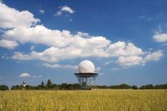 Radar station Stock Photos