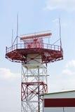 Radar station Stock Photography