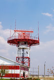 Radar station Stock Photography