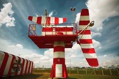 Radar station Royalty Free Stock Image