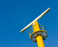 Radar station royalty free stock photography