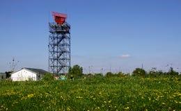 Radar tower Stock Images