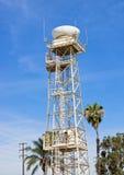 Radar Tower Stock Photo