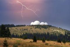 Radar USSR, Ukraine Stock Photo