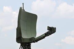 Radarantenn Arkivbild