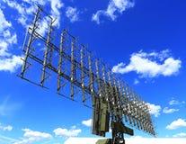 Radarantennes Royalty-vrije Stock Fotografie