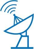 Radarübersetzung â vektorabbildung Stockfotos