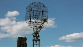 radares almacen de metraje de vídeo