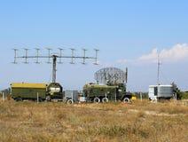 Radarfaciliteit Stock Foto's