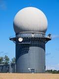 Radarinstallation Royaltyfria Bilder
