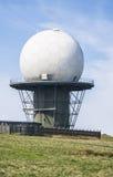 Radarowa stacja Obrazy Stock