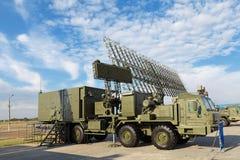 Radarowy kompleks 55ZH6ME Zdjęcia Stock
