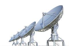 Radars Photographie stock libre de droits