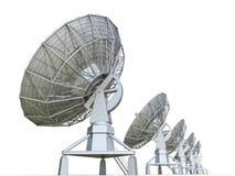 Radars Photos libres de droits