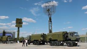 Radars stock video footage