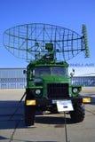 Radarstation Arkivfoton