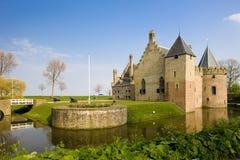 radbound kasteel Стоковое Изображение
