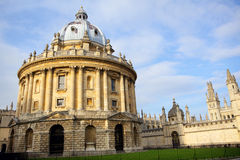 The Radcliffe Camera Stock Photo