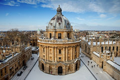 The Radcliffe Camera Royalty Free Stock Images