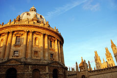 The Radcliffe Camera Royalty Free Stock Photos