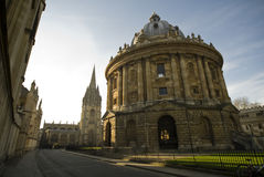 The Radcliffe Camera. In Oxford Royalty Free Stock Photography
