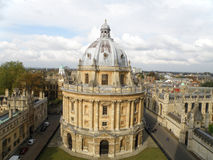 The Radcliffe Camera Stock Photos