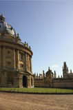 Radcliffe Camera and All Souls College. Radcliffe Camera, Bodleian Library Reading Room and All Souls College, Oxford University, UK Stock Photos