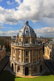 Radcliffe camera, Bodleian library. The radcliffe camera, Bodleian library, oxford university Royalty Free Stock Photography