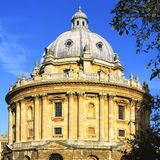 Radcliffe Camera building in Oxford. Royalty Free Stock Photo