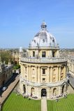 Radcliffe camera from Church Tower Stock Photos