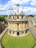 Radcliffe Camera. The Radcliffe Camera designed by James Gibbs and built in Oxford between 1737-1749 to originally house The Radcliffe Science Library, but now Stock Images