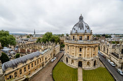 Radcliffe Camera Stock Photo
