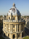 Radcliffe Camera Library In Oxford Royalty Free Stock Photo