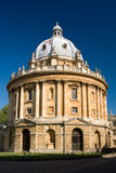The Radcliffe Camera Oxford. The Radcliffe Camera reading room of Oxford University's Bodleian Library stock image