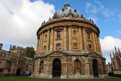 Radcliffe Camera in Oxford Stock Image