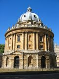 Radcliffe Camera, Oxford. Radcliffe camera building, Oxford UK Stock Photos