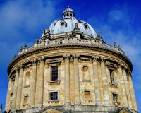 Radcliffe Camera Oxford Royalty Free Stock Photography
