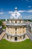 The Radcliffe Camera, Oxford. The Radcliffe Camera reading room of Oxford University's Bodleian Library stock photo