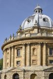 Radcliffe Camera. Oxford. England. Radcliffe Camera in Radcliffe Square. Oxford. England. Reading room for the Bodleian Library Royalty Free Stock Photography