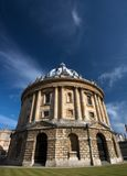 Radcliffe Camera, Oxford, UK. Part of the University's Bodeleian Library Royalty Free Stock Photo