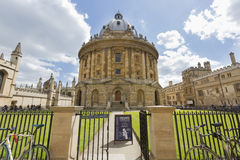 Radcliffe Camera Royalty Free Stock Photos